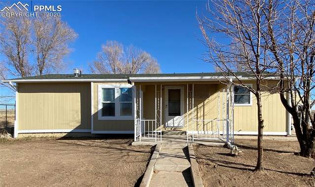 3255 Wiesner Road, Calhan, CO 80808 (#2253763) :: Action Team Realty