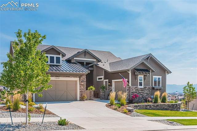1931 Walnut Creek Court, Colorado Springs, CO 80921 (#2261627) :: Tommy Daly Home Team