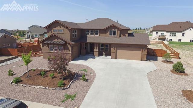 10856 Klondike Drive, Peyton, CO 80831 (#2261919) :: Fisk Team, RE/MAX Properties, Inc.
