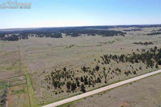 Lot 1 County Road 73, Calhan, CO 80808 (#2264334) :: Finch & Gable Real Estate Co.