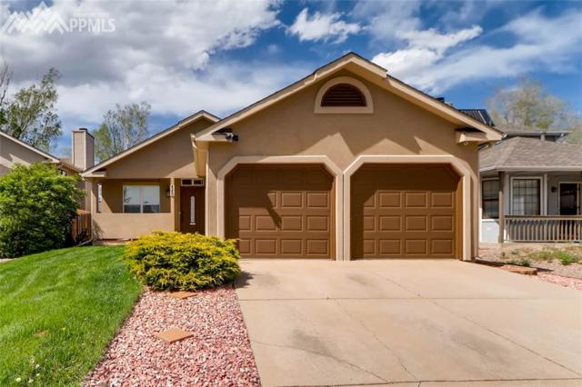 4260 Ramblewood Drive, Colorado Springs, CO 80920 (#2269300) :: The Treasure Davis Team