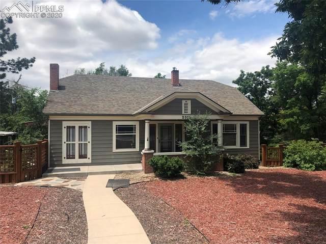2312 Wood Avenue, Colorado Springs, CO 80907 (#2269411) :: Jason Daniels & Associates at RE/MAX Millennium