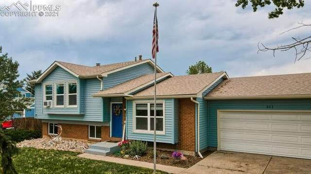 321 Buttonwood Court, Monument, CO 80132 (#2273349) :: The Gold Medal Team with RE/MAX Properties, Inc