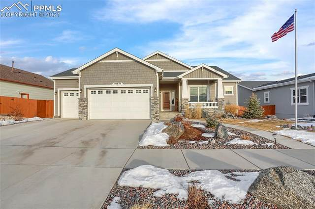 10671 Rainbow Bridge Drive, Peyton, CO 80831 (#2273762) :: Finch & Gable Real Estate Co.