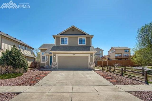 5187 Stetson Meadows Drive, Colorado Springs, CO 80922 (#2274123) :: Jason Daniels & Associates at RE/MAX Millennium