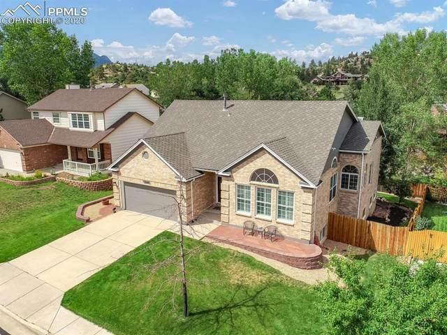 1280 Carlson Drive, Colorado Springs, CO 80919 (#2275905) :: Finch & Gable Real Estate Co.