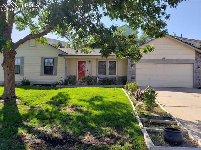 481 Kearney Avenue, Colorado Springs, CO 80906 (#2276246) :: The Peak Properties Group
