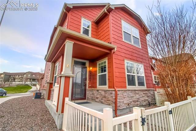 3742 Eaglesong Trail, Castle Rock, CO 80109 (#2276545) :: Tommy Daly Home Team