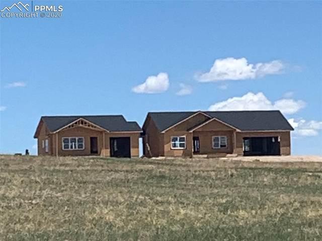 7831 Buckskin Ranch View, Peyton, CO 80831 (#2277591) :: Finch & Gable Real Estate Co.