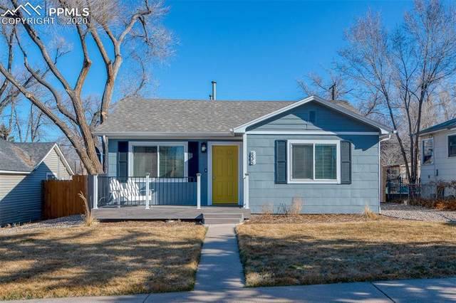 806 E Rio Grande Street, Colorado Springs, CO 80903 (#2278986) :: 8z Real Estate