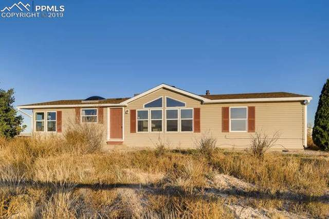 21395 La Piedra Point, Fountain, CO 81008 (#2279023) :: Tommy Daly Home Team