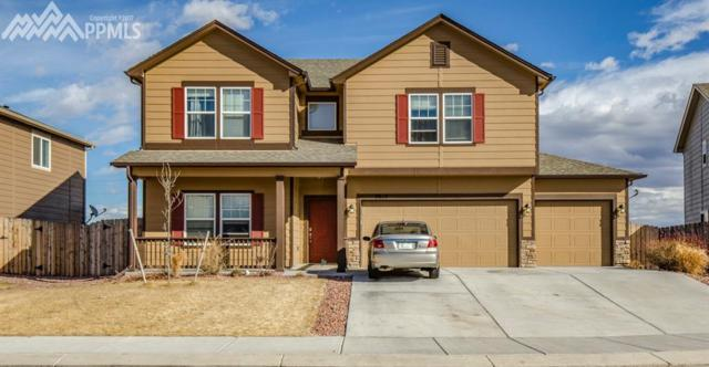 9615 Desert Lily Circle, Colorado Springs, CO 80925 (#2280367) :: The Cutting Edge, Realtors
