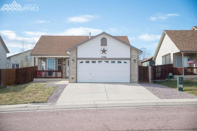 7346 Banberry Drive, Colorado Springs, CO 80925 (#2284493) :: The Hunstiger Team