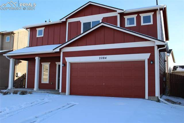 2284 Reed Grass Way, Colorado Springs, CO 80915 (#2286804) :: The Daniels Team
