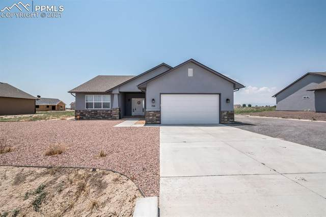 756 E Gold Drive, Pueblo West, CO 81007 (#2287109) :: Fisk Team, eXp Realty