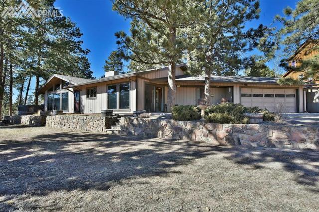 550 Apache Trail, Woodland Park, CO 80863 (#2290583) :: Jason Daniels & Associates at RE/MAX Millennium