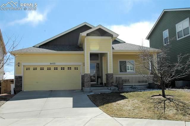 6453 Kilkenny Court, Colorado Springs, CO 80923 (#2290833) :: Tommy Daly Home Team