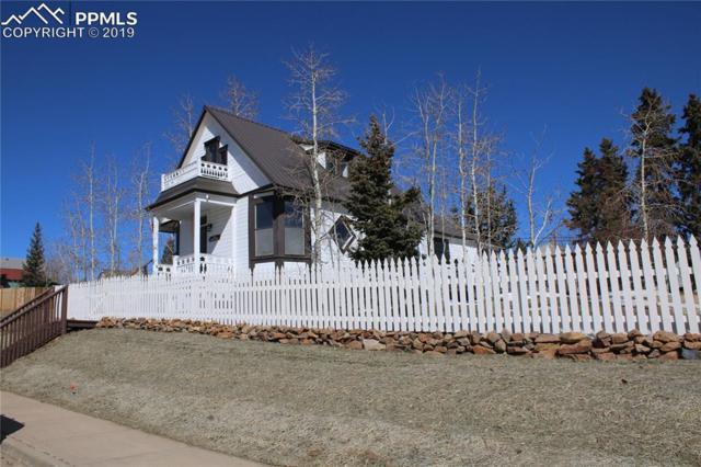 105 W Carr, Cripple Creek, CO 80813 (#2291615) :: The Treasure Davis Team