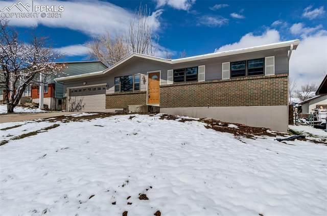 3360 El Canto Drive, Colorado Springs, CO 80918 (#2292353) :: The Daniels Team