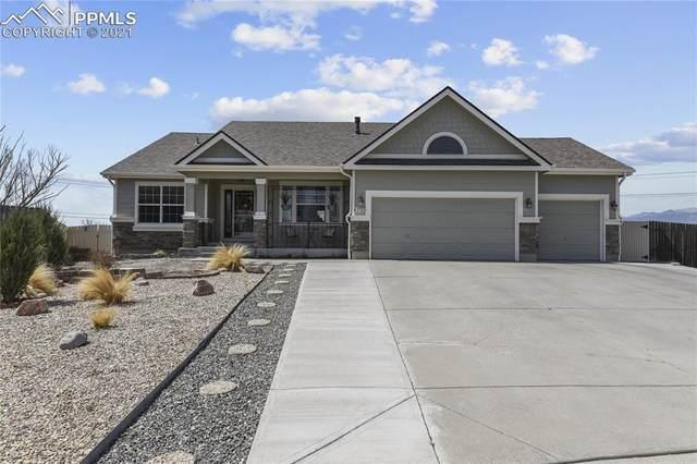 6705 Ventana Lane, Fountain, CO 80817 (#2292485) :: Finch & Gable Real Estate Co.