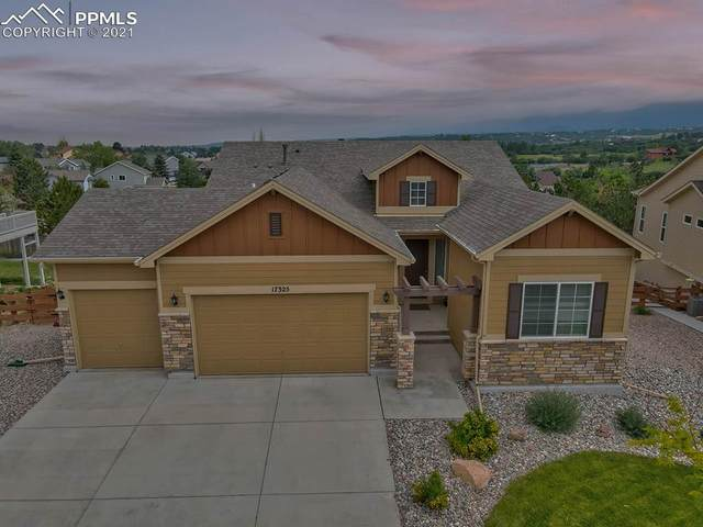 17325 Leisure Lake Drive, Monument, CO 80132 (#2293380) :: The Gold Medal Team with RE/MAX Properties, Inc
