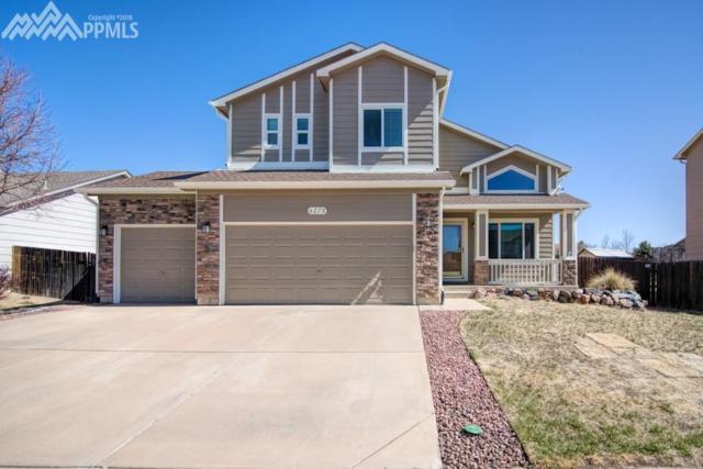 4278 Morning Glory Drive, Colorado Springs, CO 80920 (#2294138) :: The Hunstiger Team