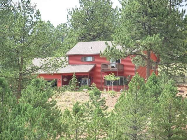 855 Gold King Drive, Cripple Creek, CO 80813 (#2295165) :: 8z Real Estate