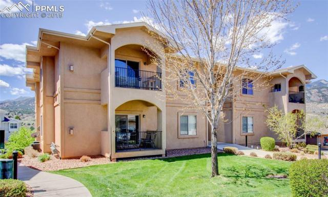1695 Little Bear Creek Point #303, Colorado Springs, CO 80904 (#2300344) :: The Daniels Team