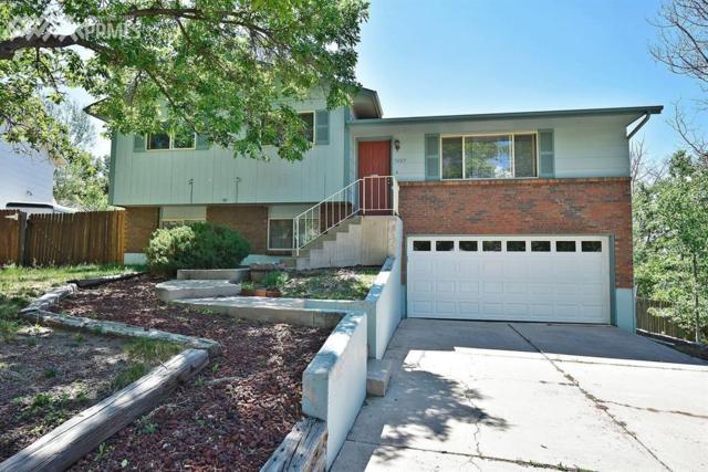 5409 La Porte Drive, Colorado Springs, CO 80918 (#2300493) :: Fisk Team, RE/MAX Properties, Inc.