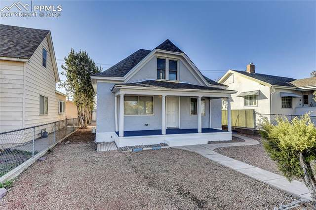 2509 E Evans Avenue, Pueblo, CO 81004 (#2300782) :: Action Team Realty