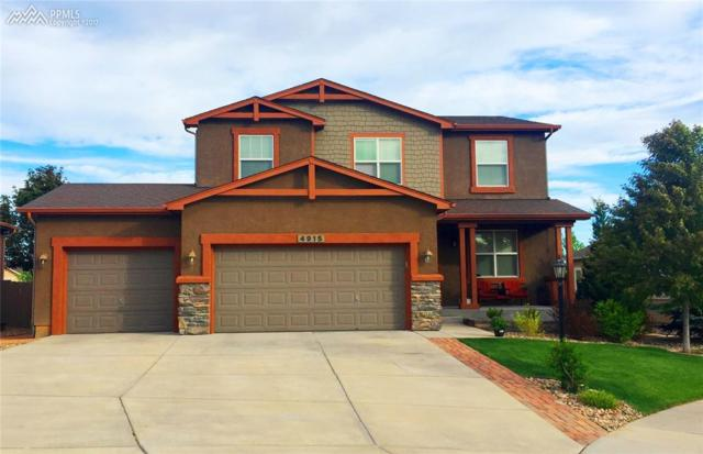 4915 Mushroom Rock Court, Colorado Springs, CO 80924 (#2301490) :: Jason Daniels & Associates at RE/MAX Millennium