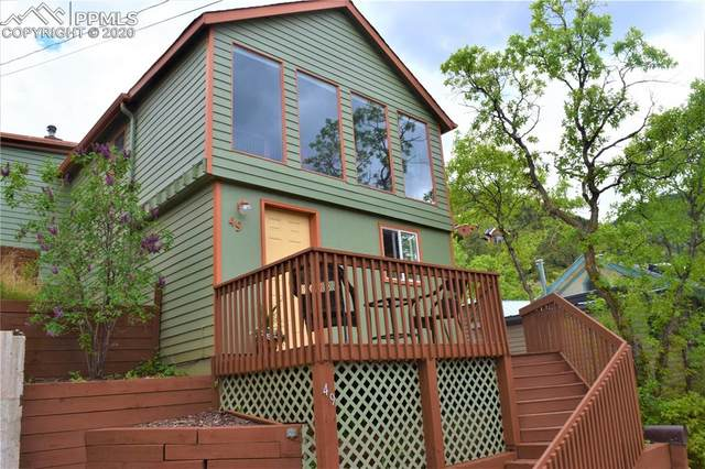 49 Delaware Road, Manitou Springs, CO 80829 (#2302713) :: Action Team Realty
