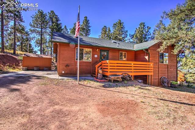 234 Wasatch Lane, Florissant, CO 80816 (#2306251) :: Action Team Realty