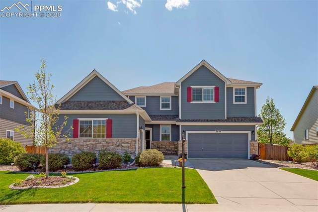 3404 Falling Star Place, Castle Rock, CO 80108 (#2306629) :: Tommy Daly Home Team