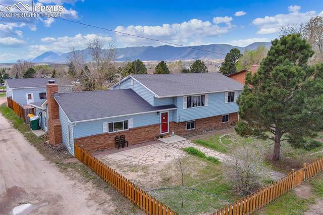 144 Franklyn Avenue, Monument, CO 80132 (#2308399) :: The Kibler Group