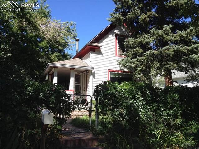428 Cooper Avenue, Colorado Springs, CO 80905 (#2308855) :: The Kibler Group