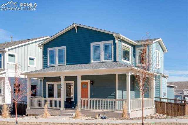 287 Ironclad Lane, Colorado Springs, CO 80905 (#2309263) :: Action Team Realty