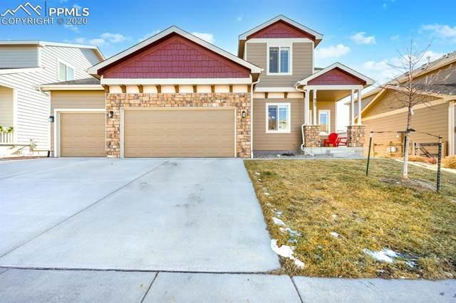 923 Deschutes Drive, Colorado Springs, CO 80921 (#2317896) :: The Kibler Group