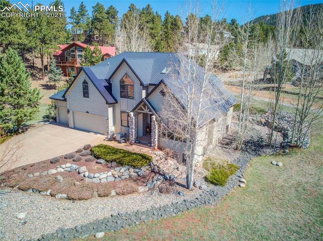 790 Skyline Drive, Woodland Park, CO 80863 (#2322982) :: The Daniels Team