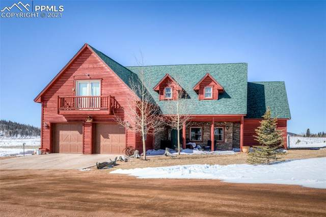 11393 S Highway 67 Highway, Cripple Creek, CO 80813 (#2323617) :: The Gold Medal Team with RE/MAX Properties, Inc