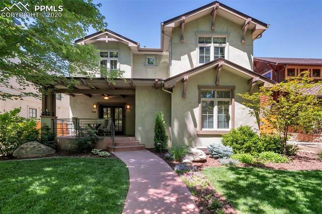 1129 S Fillmore Street, Denver, CO 80210 (#2326923) :: Finch & Gable Real Estate Co.
