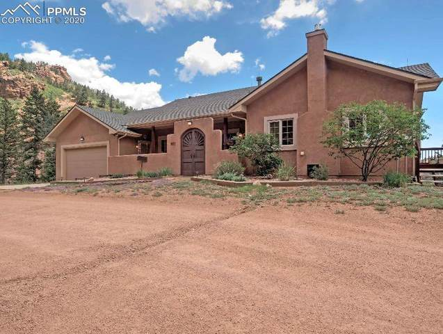 5015 Neeper Valley Road, Manitou Springs, CO 80829 (#2328577) :: The Treasure Davis Team