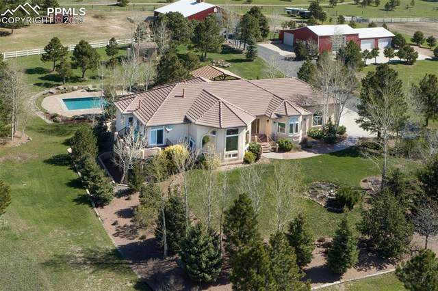 3131 E Palmer Divide Avenue, Larkspur, CO 80118 (#2328587) :: 8z Real Estate