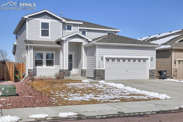 10436 Abrams Drive, Colorado Springs, CO 80925 (#2330489) :: The Kibler Group