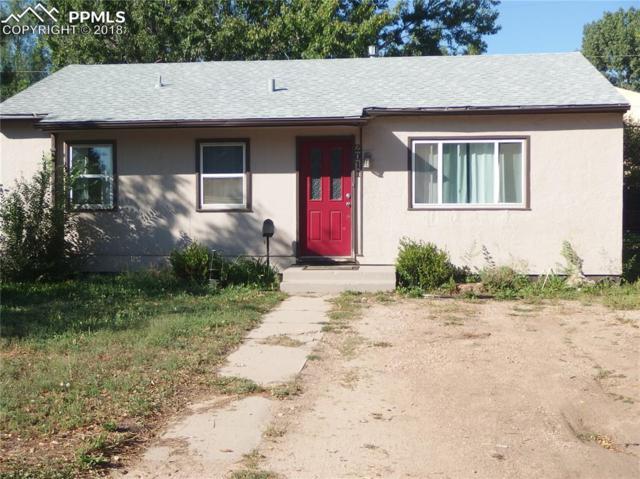 2011 S Corona Avenue, Colorado Springs, CO 80905 (#2331724) :: The Peak Properties Group