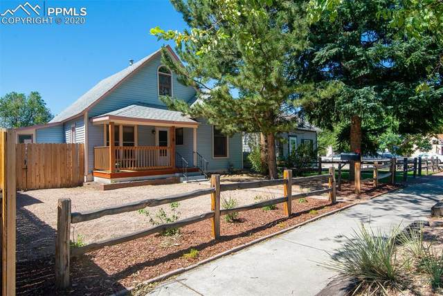27 W Fountain Boulevard, Colorado Springs, CO 80903 (#2332395) :: Tommy Daly Home Team