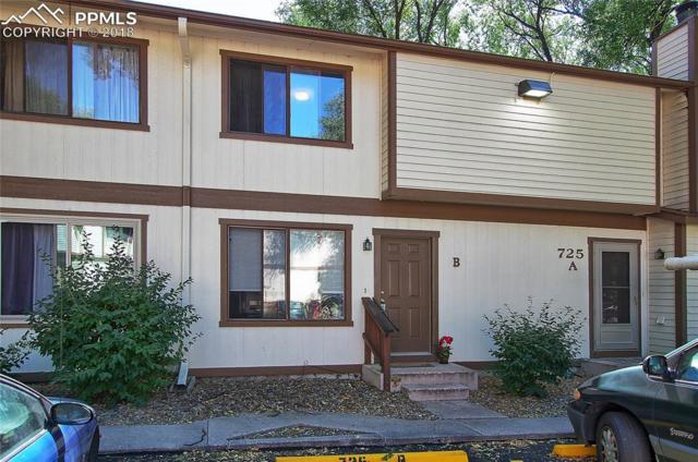 725 Alexander Road B, Colorado Springs, CO 80909 (#2334426) :: The Treasure Davis Team