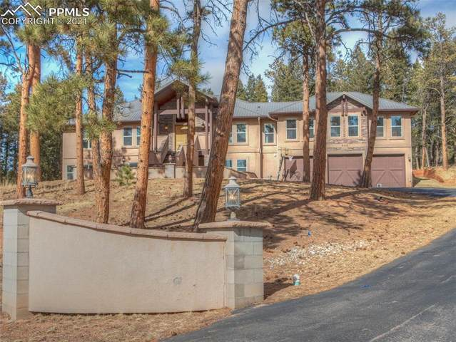950 Heather Court, Woodland Park, CO 80863 (#2335200) :: The Daniels Team