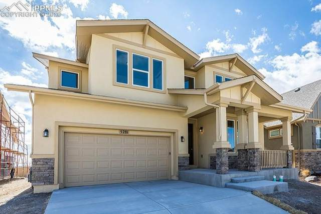 10318 Green Lake Court, Colorado Springs, CO 80924 (#2338063) :: The Treasure Davis Team
