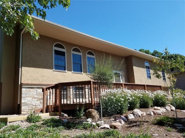 70 E Mikado Drive, Colorado Springs, CO 80919 (#2338490) :: Jason Daniels & Associates at RE/MAX Millennium
